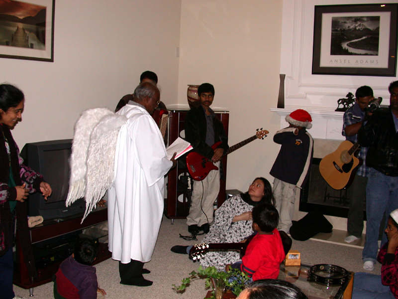 Christmas Carols 2003
